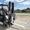 Вилочный погрузчик с ротатором Nissan P1F1A15D #1614823
