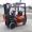 Погрузчик вагонник со смещением каретки Toyota 6FG18 #1614249