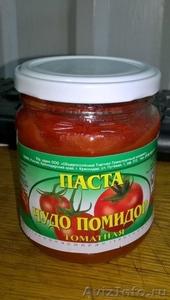 """Томатная паста """"Чудо помидор"""" - Изображение #1, Объявление #1550335"""