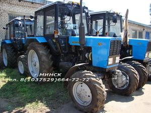 МТЗ-82.1 (Беларус 82.1) трактор сельскохозяйственный - Изображение #1, Объявление #153775
