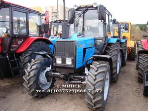 МТЗ-892.2 (Беларус 892.2) трактор сельскохозяйственный - Изображение #1, Объявление #1607434