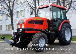 Беларус 921 (МТЗ-921) садоводческий колесный трактор - Изображение #1, Объявление #153789