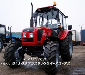 Продаем трактора Беларус МТЗ. Со стоянок и под заказ.  - Изображение #1, Объявление #153786