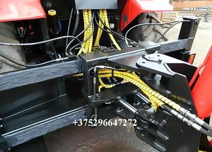 ЭБП-11М экскаватор-погрузчик с усиленным экскаваторным оборудованием - Изображение #6, Объявление #448714