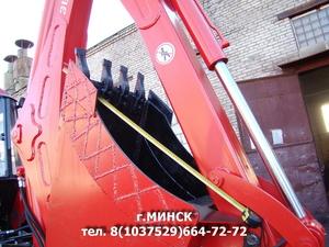ЭБП-11М экскаватор-погрузчик с усиленным экскаваторным оборудованием - Изображение #7, Объявление #448714