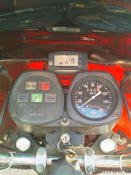 Продаю мотоцикл иж юпитер 5