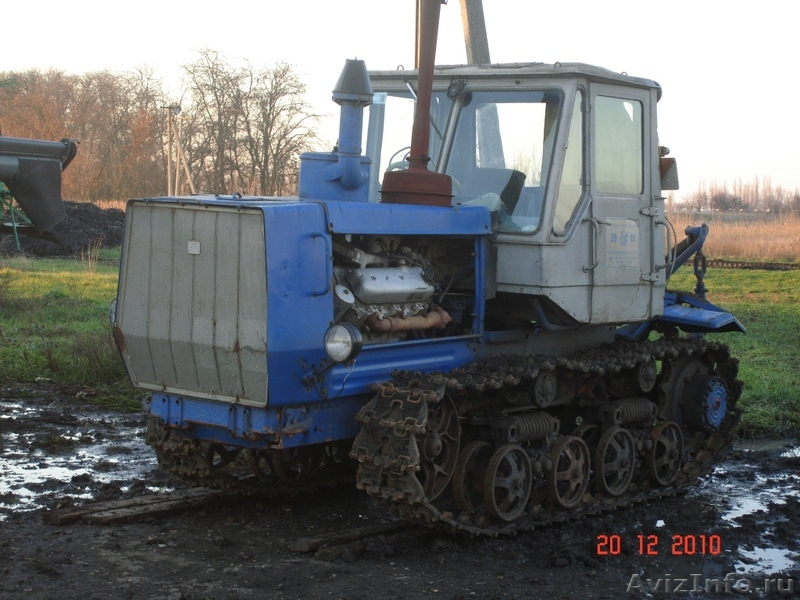 Трактор Т-150. - traktorbook.com