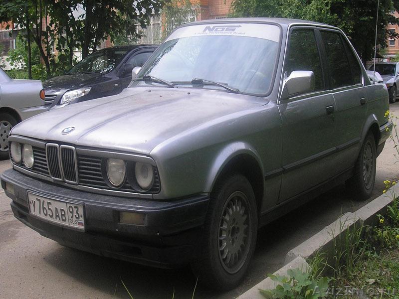 Продаю: BMW 318i, куз. Е-30, 1987 г.в., Объявление #269721