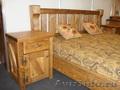 состаренная мебель из массива сосны