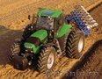 трактор компании DEUTZ-FAHR
