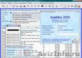 Analitika 2009 - Бесплатный программный продукт для автоматизации учета
