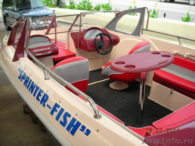 цена на лодку спринтер