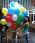 Украшение и праздничное оформление воздушными шарами