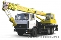 Кран КС-55727-А-12  Машека, на шасси МАЗ-6312В3, 6х4, г/п 25 тонн, Объявление #414762