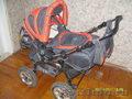 Продам коляску-трансформер Adamex X-Trail