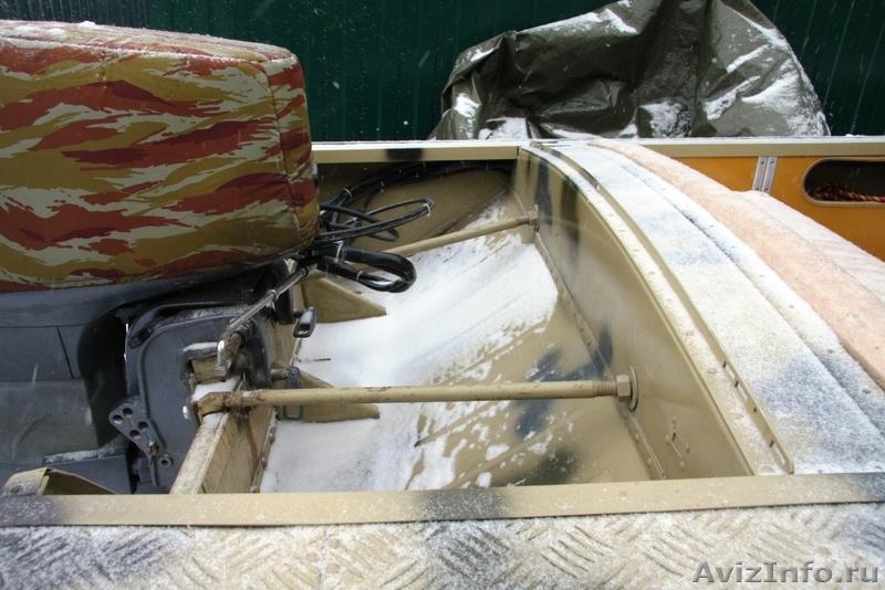 Как покрасить катер своими руками 61