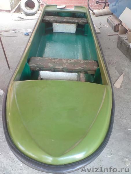 материалы для изготовления пластиковой лодки
