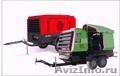 дизельные и электрические передвижные компрессоры