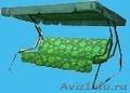 Садовая мебель качели садовые цена и фото Крааснодар, Объявление #662469