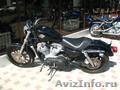 Harley Davidson Sporster 883 2005 года выпуска (модельный год 2006)