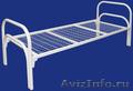 Кровати железные, кровати от производителя, кровати для больницы оптом - Изображение #4, Объявление #695554