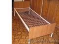 Кровати железные, кровати от производителя, кровати для больницы оптом - Изображение #6, Объявление #695554