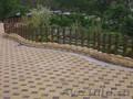Тротуарная плитка от производителя - вибролитье