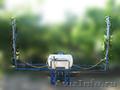 Опрыскиватель садовый для мини-трактора