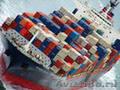 Перевозка и оформление грузов в контейнерах из Китая