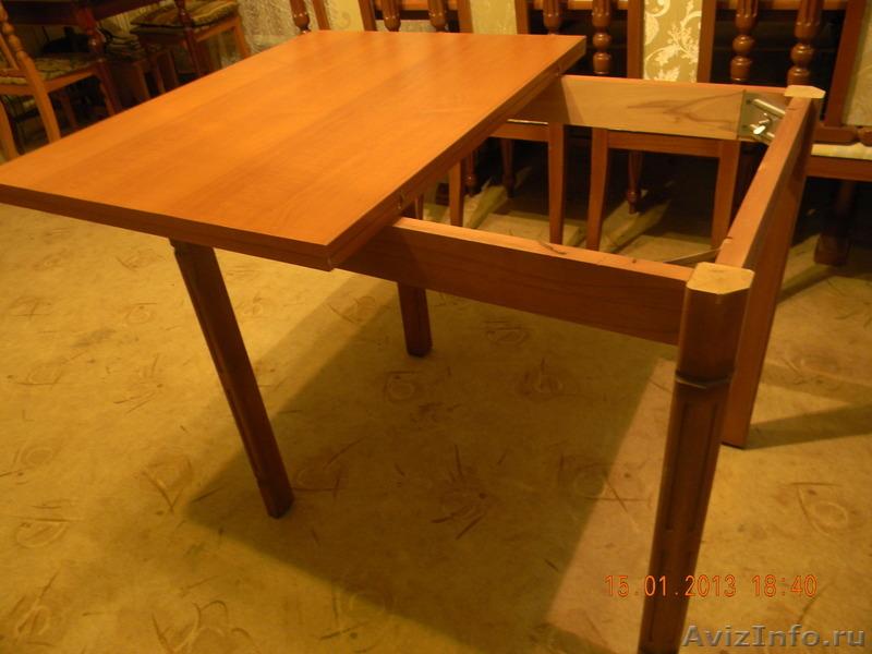 Раздвижной стол на кухню своими руками 144