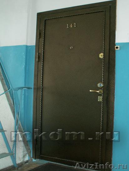 металлические двери подъездные подольск