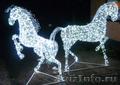 Светодиодные объемные фигуры