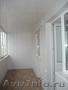 Отделка балконов внешняя и внутренняя