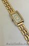 Золотые часы НИКА с золотым браслетом