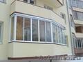 Обшивка,  утепление балконов и лодж