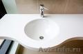 Столешница для ванной из искусственного акрилового камня