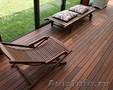 Продажа террасных настилов из тропических пород древесины.