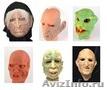 Резиновые маски