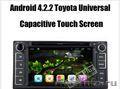 Универс головной блок для авто  всё в 1  Глонасс Android 4.2 DVD FM WiFi 3G - Изображение #4, Объявление #1202672