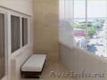 Балконы под ключ дешево от производителя