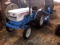 Мини-трактор satoh ST201