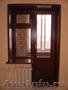 Деревянные окна со стеклопакетом эксклюзив