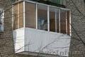 Балкон под ключ (расширение,  остекление,  внутренняя отделка)