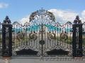 Ворота распашные, откатные, роллеты - Изображение #3, Объявление #1297837