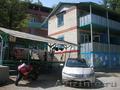 Продается действующая база отдыха - Туапсинский р-н,  с. Бжид,  бухта Инал,  4 уч.