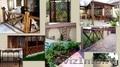 Заборы,ограждения,шпалеры деревянные.Изготовление  - Изображение #9, Объявление #239954
