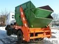 Вывоз мусора. Подача Контейнеров 8м3-16 куб. для вывоза Мусора