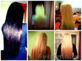 Никогда не делайте наращивание волос…