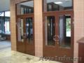 Алюминиевые двери,  раздвижки,  автоматические двери