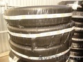 Рукав раствороподающий 65 мм 40 бар 20 метров для полусухой стяжки